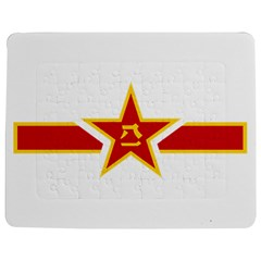 Roundel Of The People s Liberation Army Air Force Jigsaw Puzzle Photo Stand (Rectangular)