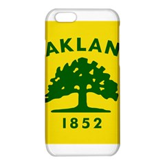 Flag Of Oakland, California iPhone 6/6S TPU Case