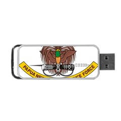 Papua New Guinea Defence Force Emblem Portable USB Flash (Two Sides)