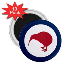 Roundel Of New Zealand Air Force 2.25  Magnets (10 pack)