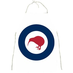 Roundel Of New Zealand Air Force Full Print Aprons