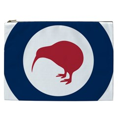 Roundel Of New Zealand Air Force Cosmetic Bag (XXL)