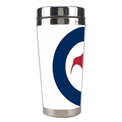 Roundel Of New Zealand Air Force Stainless Steel Travel Tumblers