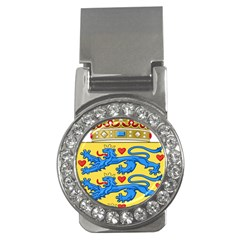 National Coat Of Arms Of Denmark Money Clips (CZ)