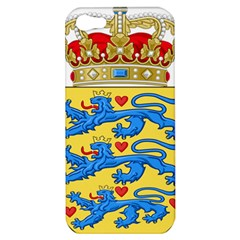 National Coat Of Arms Of Denmark Apple iPhone 5 Hardshell Case