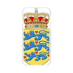 National Coat Of Arms Of Denmark Apple Seamless iPhone 6/6S Case (Transparent)