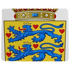 National Coat Of Arms Of Denmark Jigsaw Puzzle Photo Stand (Rectangular)
