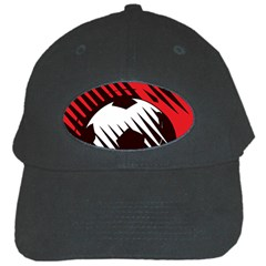 Crest Of The Albanian National Football Team Black Cap