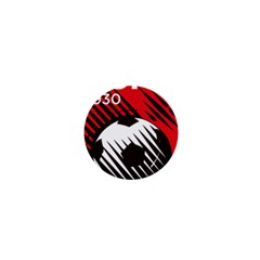 Crest Of The Albanian National Football Team 1  Mini Buttons