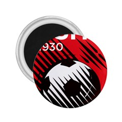 Crest Of The Albanian National Football Team 2 25  Magnets