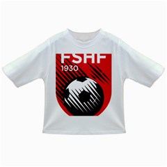 Crest Of The Albanian National Football Team Infant/toddler T Shirts