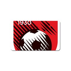 Crest Of The Albanian National Football Team Magnet (name Card)