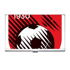 Crest Of The Albanian National Football Team Business Card Holders