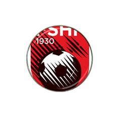 Crest Of The Albanian National Football Team Hat Clip Ball Marker