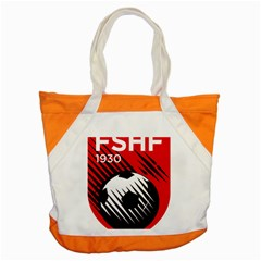 Crest Of The Albanian National Football Team Accent Tote Bag