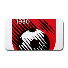 Crest Of The Albanian National Football Team Medium Bar Mats