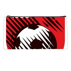 Crest Of The Albanian National Football Team Pencil Cases