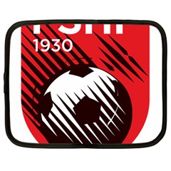Crest Of The Albanian National Football Team Netbook Case (xl)