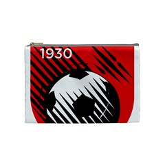 Crest Of The Albanian National Football Team Cosmetic Bag (Medium)