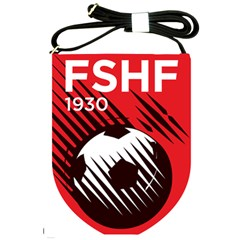 Crest Of The Albanian National Football Team Shoulder Sling Bags