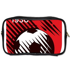 Crest Of The Albanian National Football Team Toiletries Bags