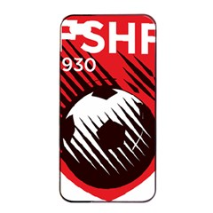 Crest Of The Albanian National Football Team Apple Iphone 4/4s Seamless Case (black)