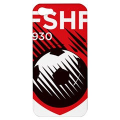 Crest Of The Albanian National Football Team Apple Iphone 5 Hardshell Case