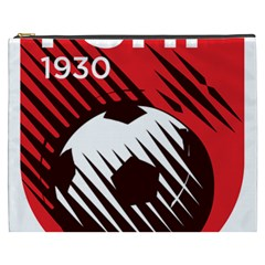 Crest Of The Albanian National Football Team Cosmetic Bag (xxxl)