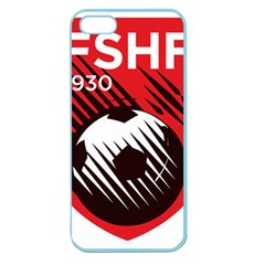 Crest Of The Albanian National Football Team Apple Seamless Iphone 5 Case (color)