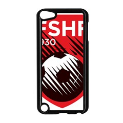 Crest Of The Albanian National Football Team Apple Ipod Touch 5 Case (black)