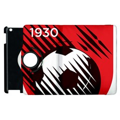 Crest Of The Albanian National Football Team Apple Ipad 3/4 Flip 360 Case