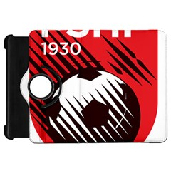 Crest Of The Albanian National Football Team Kindle Fire HD Flip 360 Case