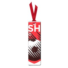 Crest Of The Albanian National Football Team Small Book Marks