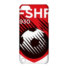 Crest Of The Albanian National Football Team Apple Ipod Touch 5 Hardshell Case With Stand