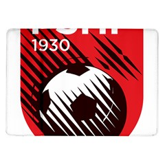 Crest Of The Albanian National Football Team Samsung Galaxy Tab 10 1  P7500 Flip Case