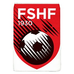Crest Of The Albanian National Football Team Flap Covers (l)
