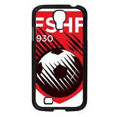 Crest Of The Albanian National Football Team Samsung Galaxy S4 I9500/ I9505 Case (black)