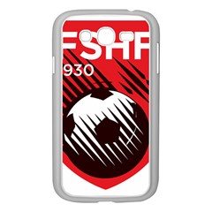 Crest Of The Albanian National Football Team Samsung Galaxy Grand DUOS I9082 Case (White)