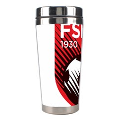 Crest Of The Albanian National Football Team Stainless Steel Travel Tumblers