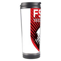 Crest Of The Albanian National Football Team Travel Tumbler