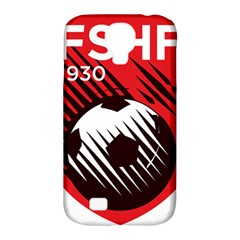 Crest Of The Albanian National Football Team Samsung Galaxy S4 Classic Hardshell Case (pc+silicone)