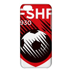 Crest Of The Albanian National Football Team Apple Iphone 5c Hardshell Case