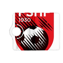 Crest Of The Albanian National Football Team Kindle Fire Hd (2013) Flip 360 Case