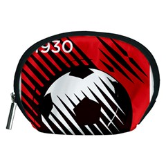 Crest Of The Albanian National Football Team Accessory Pouches (medium)