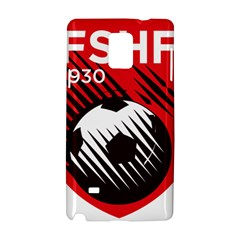 Crest Of The Albanian National Football Team Samsung Galaxy Note 4 Hardshell Case