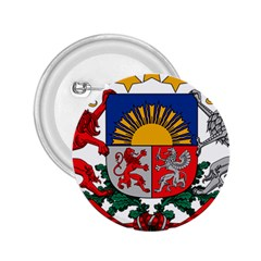 Coat Of Arms Of Latvia 2 25  Buttons