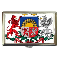 Coat Of Arms Of Latvia Cigarette Money Cases