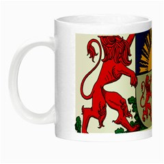 Coat Of Arms Of Latvia Night Luminous Mugs
