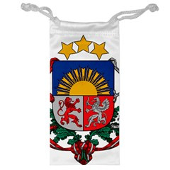 Coat Of Arms Of Latvia Jewelry Bags