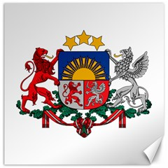Coat Of Arms Of Latvia Canvas 16  x 16